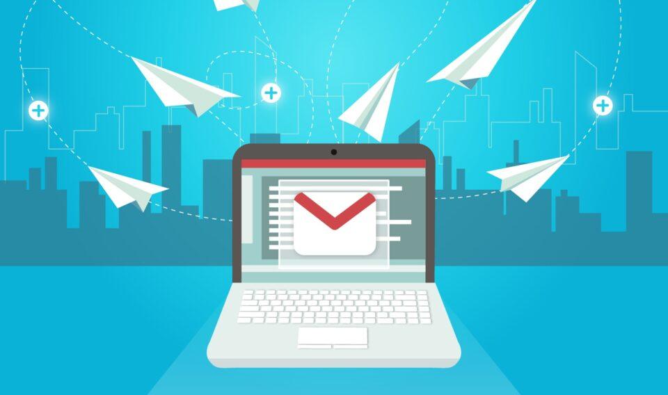 Рассылки писем на email