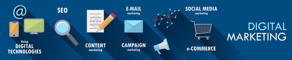 Виды маркетинга